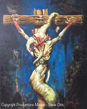 Alien Crucifixion