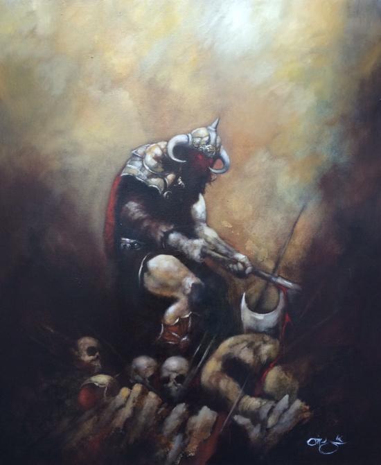 Warrior of Death
