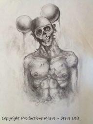 Zombie Mickey